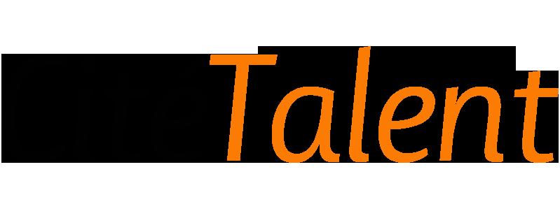 CiTéTalent Logo